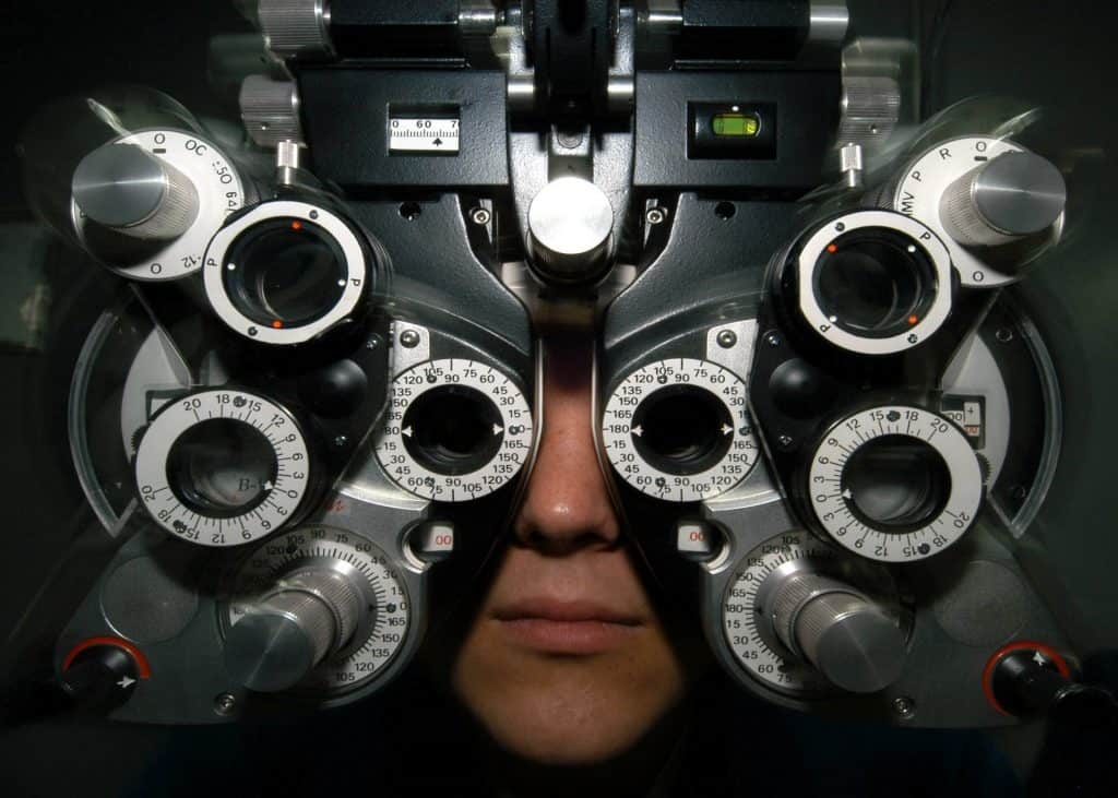 pre-optometry major
