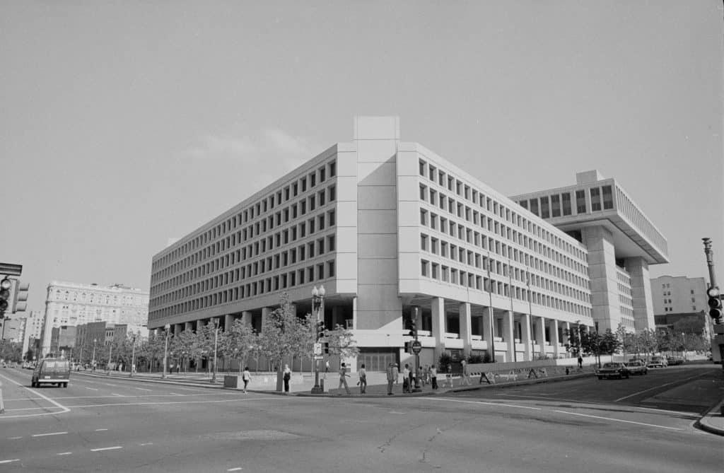 fbi history