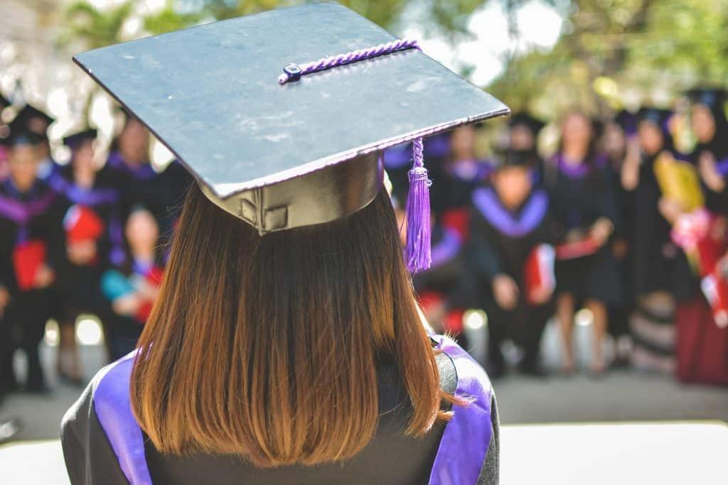 graduate women image