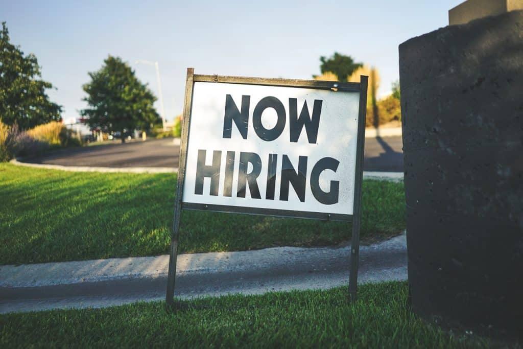human resources job