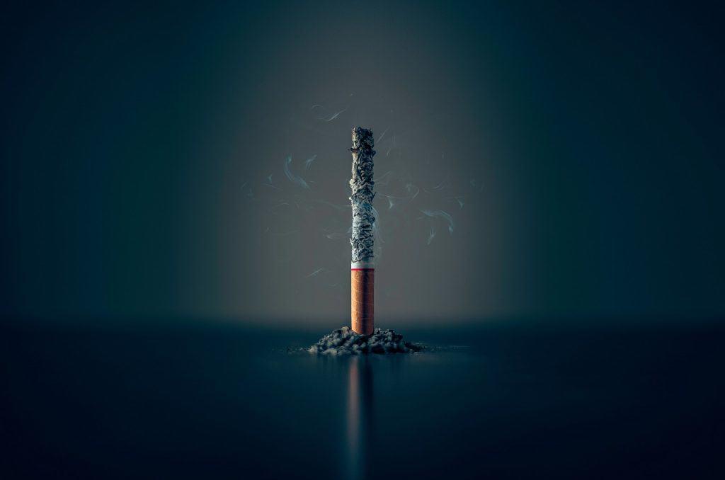 single cigarette image