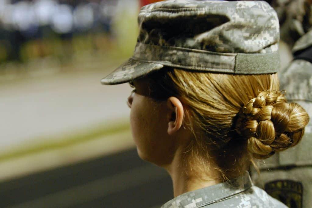 ROTC women