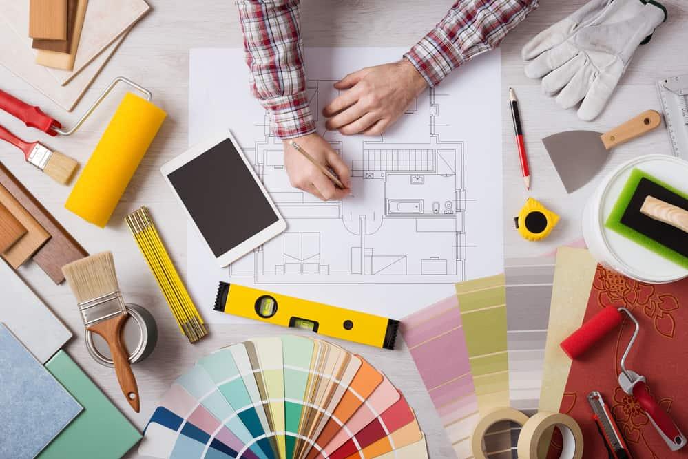 interior design college major