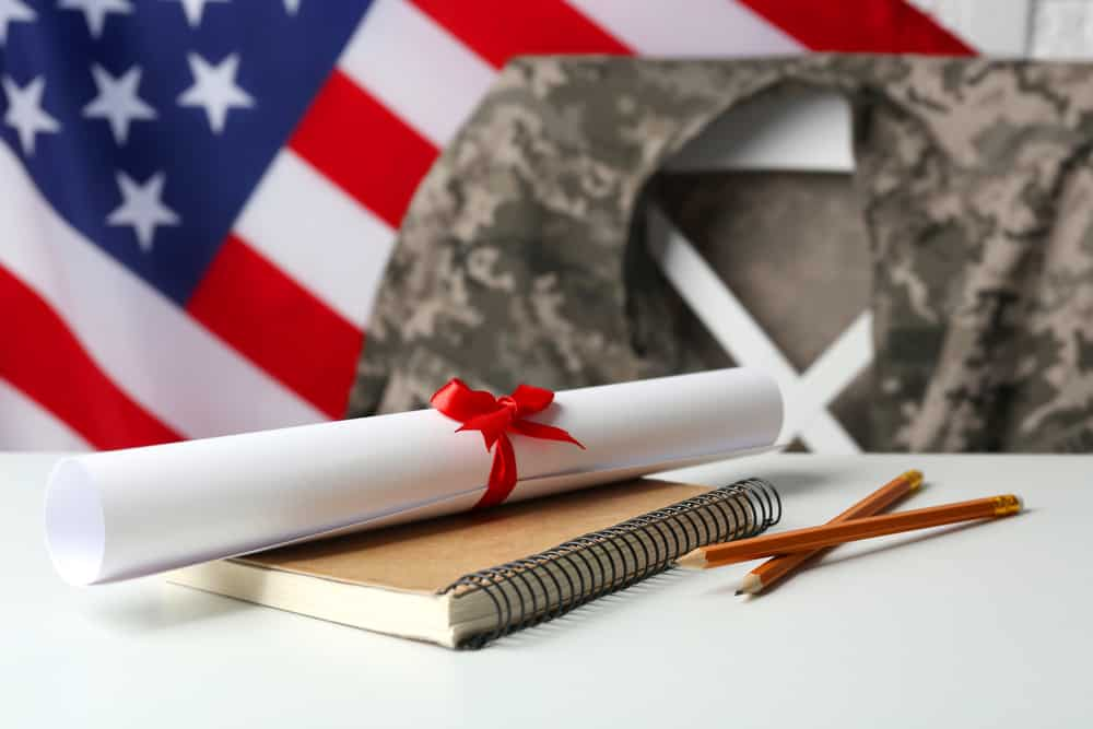 USA military education