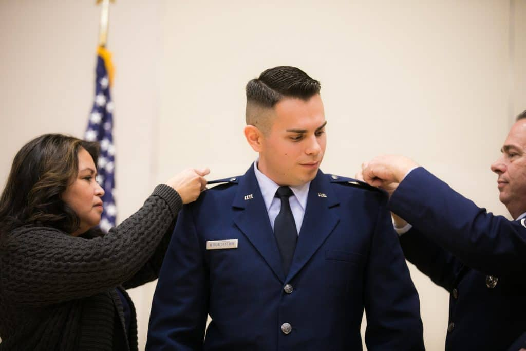 Air Force ROTC service commitment